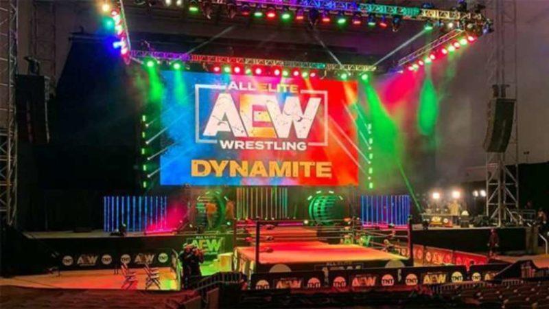 AEW show