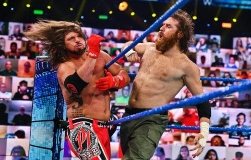 AJ Styles praises AEW star following Dynamite match