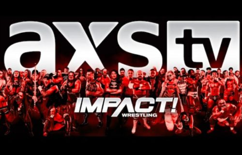 Impact Wrestling star re-signs with company