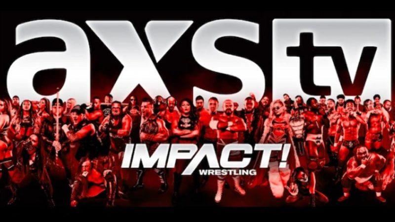 AXS- IMPACT Wrestling