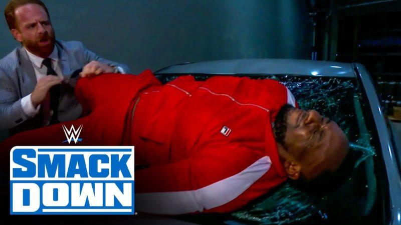 Big E SmackDown WWE