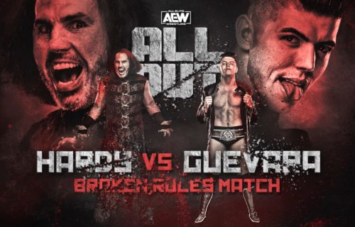 'Broke Rules Match' made official for AEW All Out - updated card