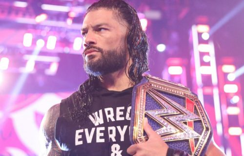 Roman Reigns debuting new look at WWE Clash of Champions
