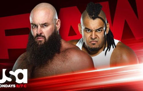 Two monsters brawl on tonight's RAW Underground