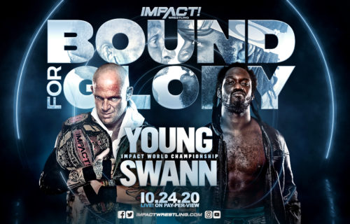 IMPACT Wrestling sets main event for Bound for Glory