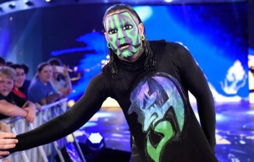 Jeff Hardy reckons this NXT star has bright future ahead of him