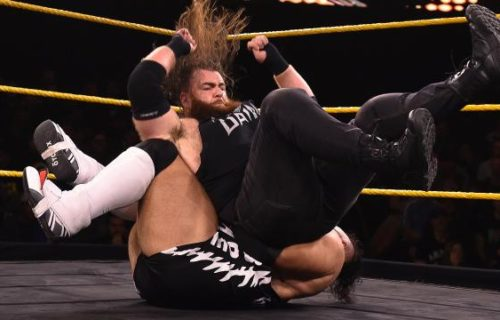 Killian Dain to take on Roderick Strong on NXT