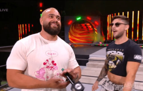 "Miro discusses his ""brass ring"" promo from AEW Dynamite"