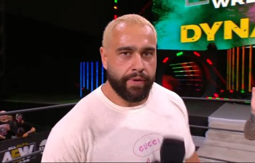 Miro names his favourite title from WWE