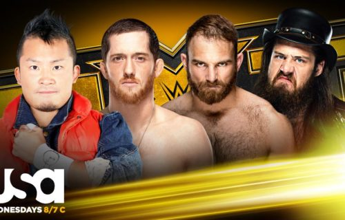 Fourth member of NXT Gauntlet Eliminator Match announced