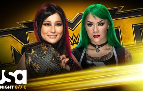WWE NXT results September 16, 2020: Title Shotzi