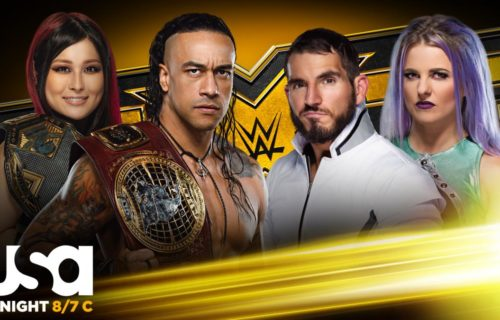 WWE NXT results September 30, 2020: Championship preview