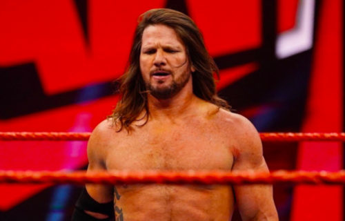 AJ Styles & others leave Twitch following WWE's third party rule