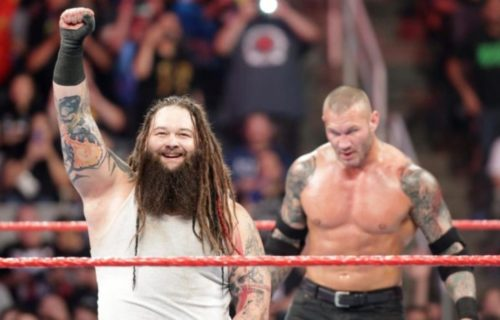Randy Orton and The Fiend hint at a potential feud brewing