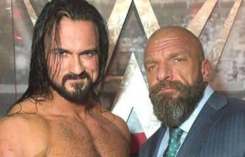Triple H talks about a 'mega-fight' between Drew McIntyre and Tyson Fury