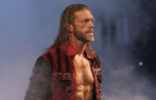 Edge Rumored To Face Big Name At WrestleMania 37