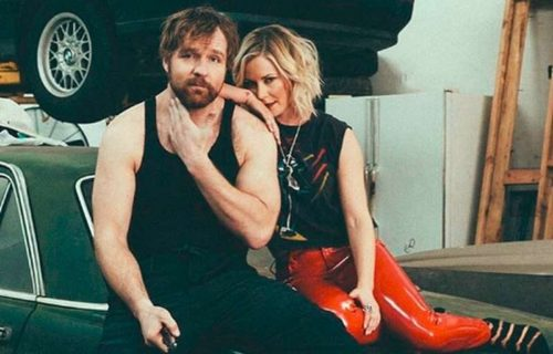 Jon Moxley shares what Renee Young is up to after leaving WWE