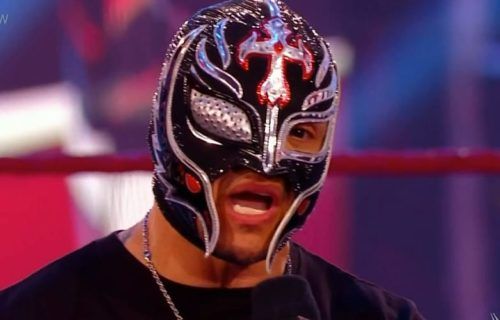 Rey Mysterio likely to make in-ring return soon