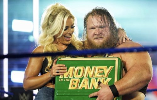 Report: WWE planning to get the Money in the Bank briefcase off Otis