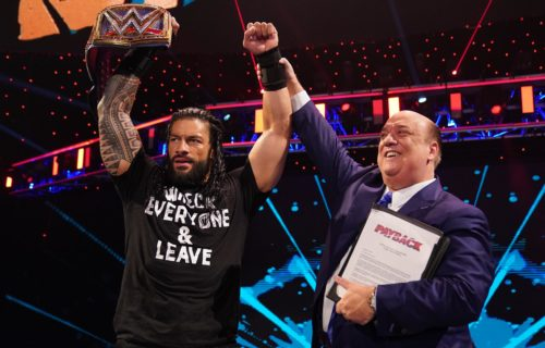 Roman Reigns To Wrestle Top WWE Diva?