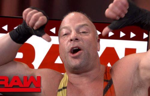 Rob Van Dam To Wrestle Top Raw Champion?