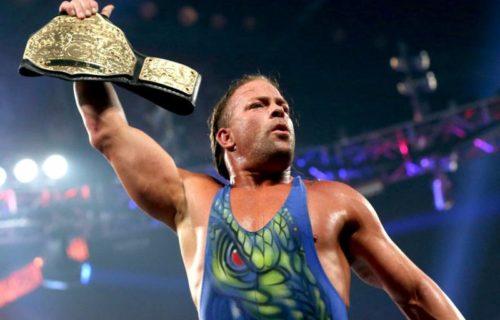 Paul Heyman Spoils Rob Van Dam WWE Return