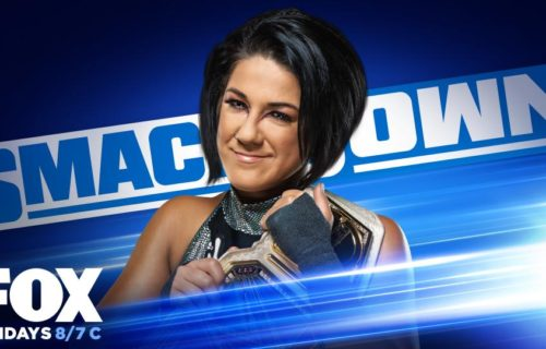 WWE SmackDown results September 11, 2020: Bayley's buddy no more