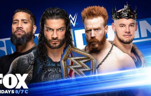 WWE SmackDown results September 18, 2020: Samoan Street Fight