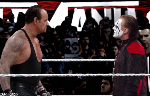 The Undertaker says match against Sting will not be that good