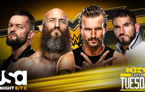 WWE NXT results September 01, 2020: Super Tuesday Ironman