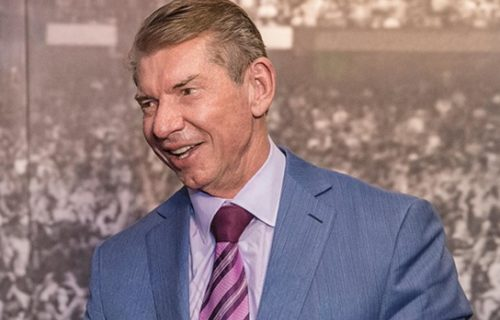 Vince McMahon is still interested in Goldberg