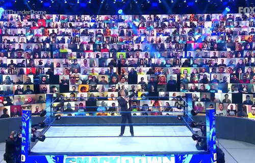 WWE has confirmed ThunderDome will be moving to Tropicana Field