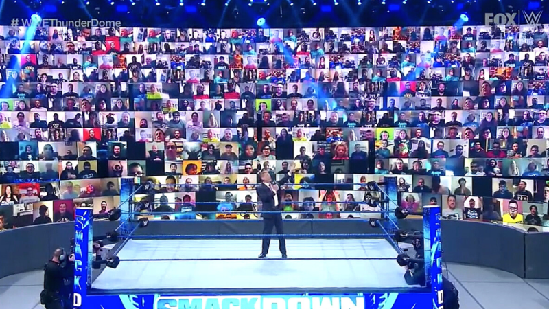 WWE-ThunderDome