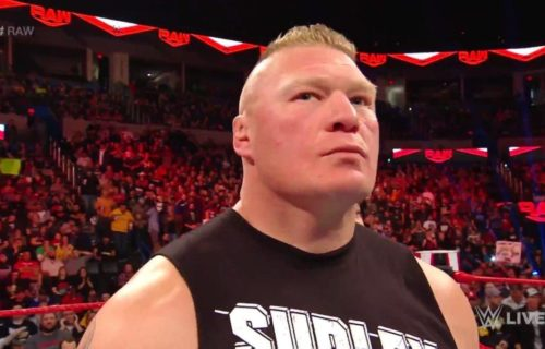 Brock Lesnar Threatened To Quit WWE After Pregnancy