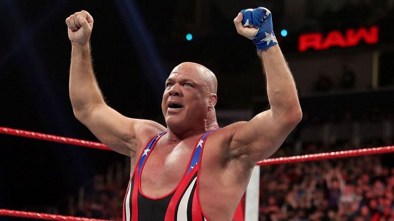 Kurt Angle Signing With AEW