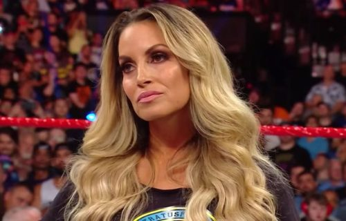 Trish Stratus Gets AEW Dynamite Offer