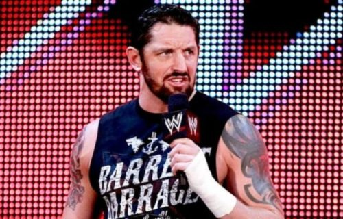 Wade Barrett signs contract with WWE in a new role