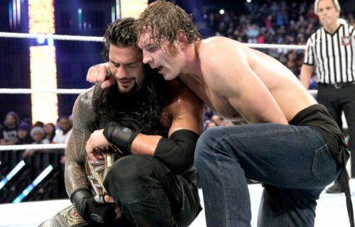 Roman Reigns takes shot at Jon Moxey; talks about Shield reunion