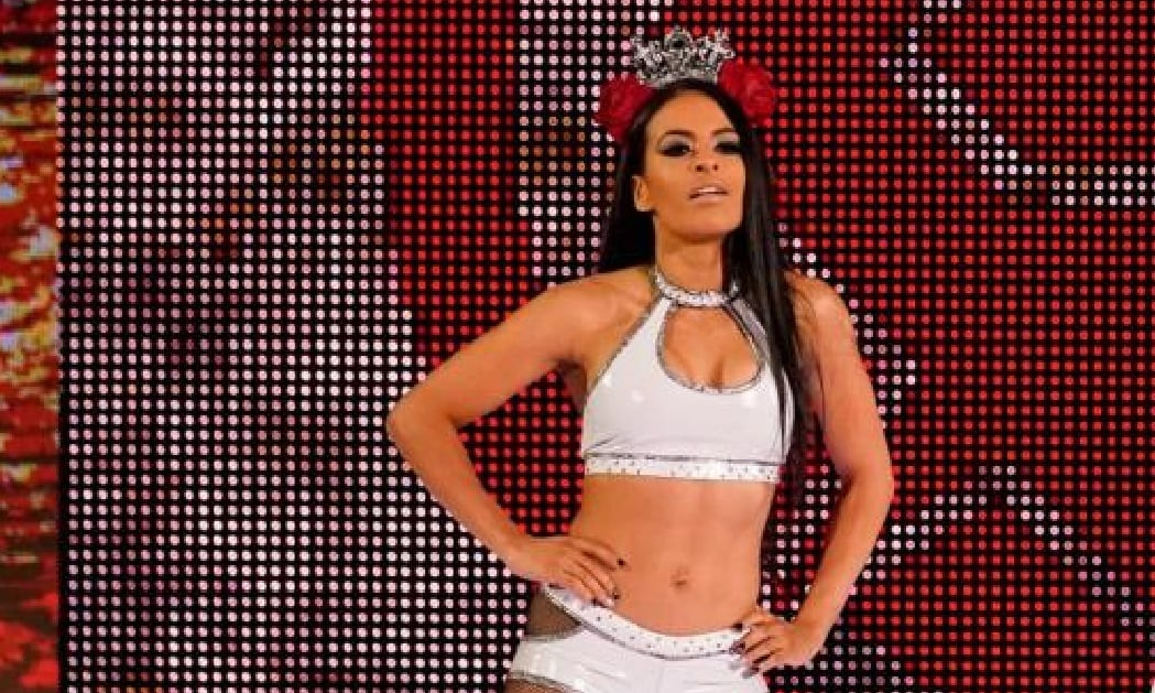 Zelina Vega : WrestleWithThePlot