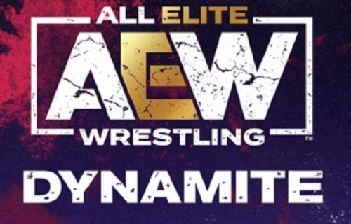 AEW Finally Name Dynamite General Manager