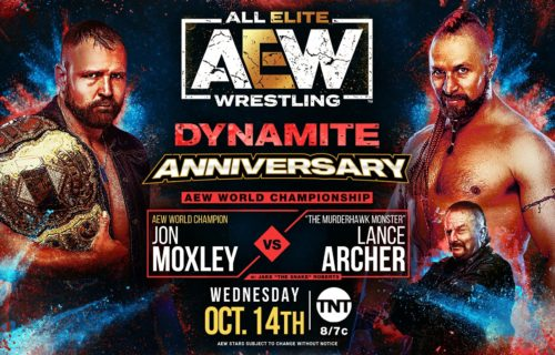 AEW Dynamite results October 14: One-year anniversary special