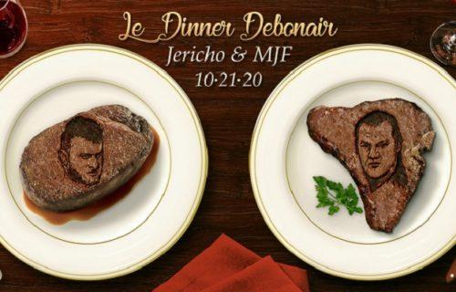 "Chris Jericho comments on ratings success of ""Le Dinner Debonair"""