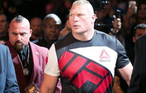Dana White Drops Brock Lesnar Bombshell