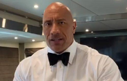 The Rock celebrates Instagram 200-million follower milestone (Video)