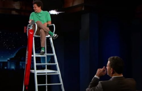 Actor Eric Andre claims John Cena gave him concussion while filming stunt