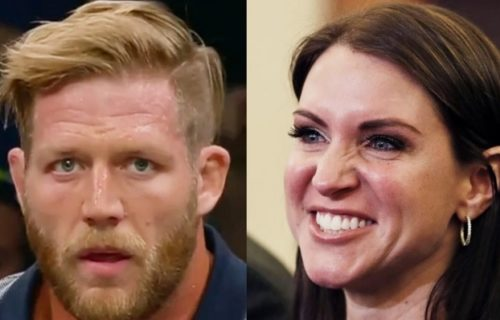 Jake Hager shoots on Stephanie McMahon on Twitter, Andrew Yang replies