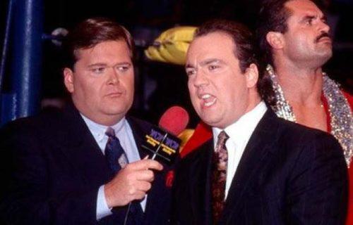Jim Ross reminisces about working alongside Paul Heyman in WCW