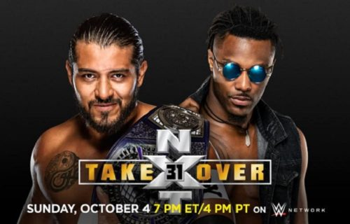 Special pre-NXT TakeOver 31 edition of WWE 205 Live premieres tonight