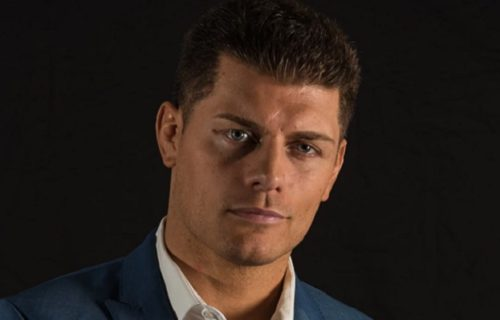 Cody on tension between AEW/NXT fans, changes he's planning to make