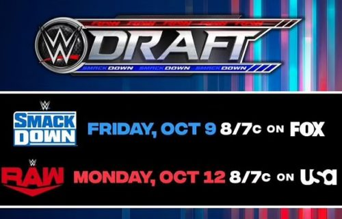WWE Draft rules & superstar pools announced for two-night special
